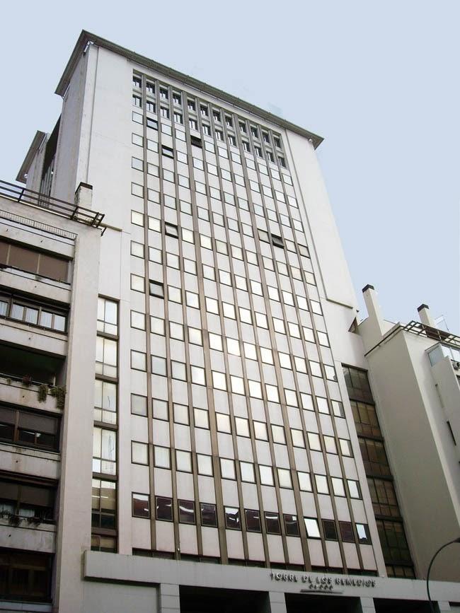oficinas en sevilla, los remedios, torre remedios